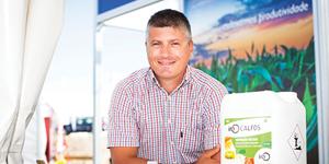 «A Bionutrição é o futuro da agricultura intensiva sustentável»